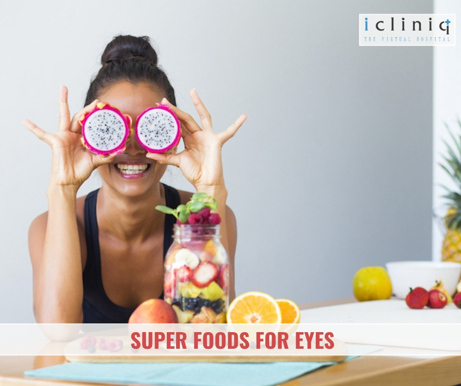 Super ‪Foods‬ for Eyes