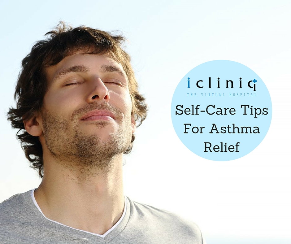Self-Care Tips For Asthma Relief