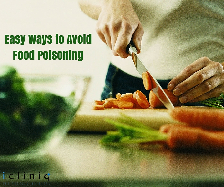 Don't Get Food Poisoning! Tips to Avoid It