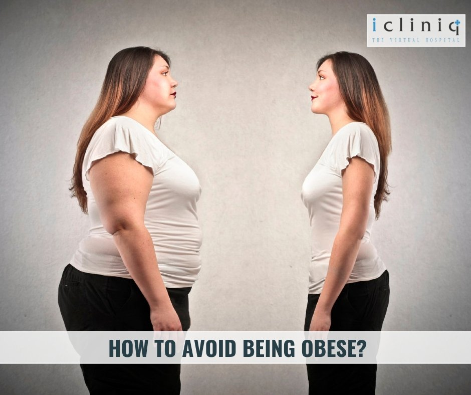 How To Avoid Being Obese?