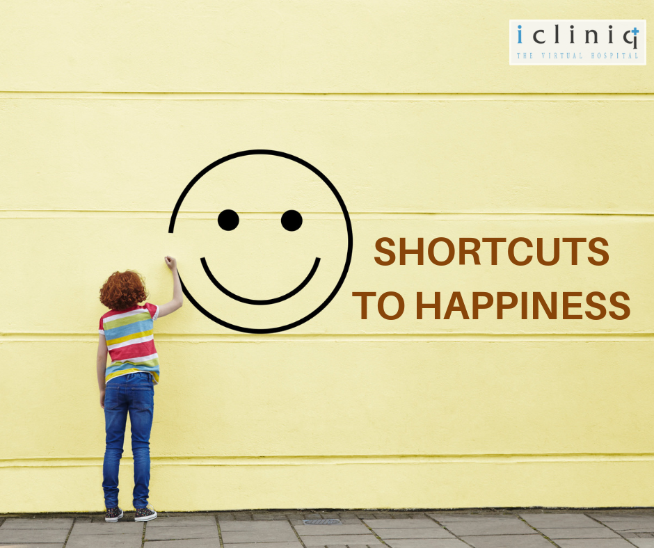 Shortcuts to Happiness: Simple Hacks to Boost Your Mood!!