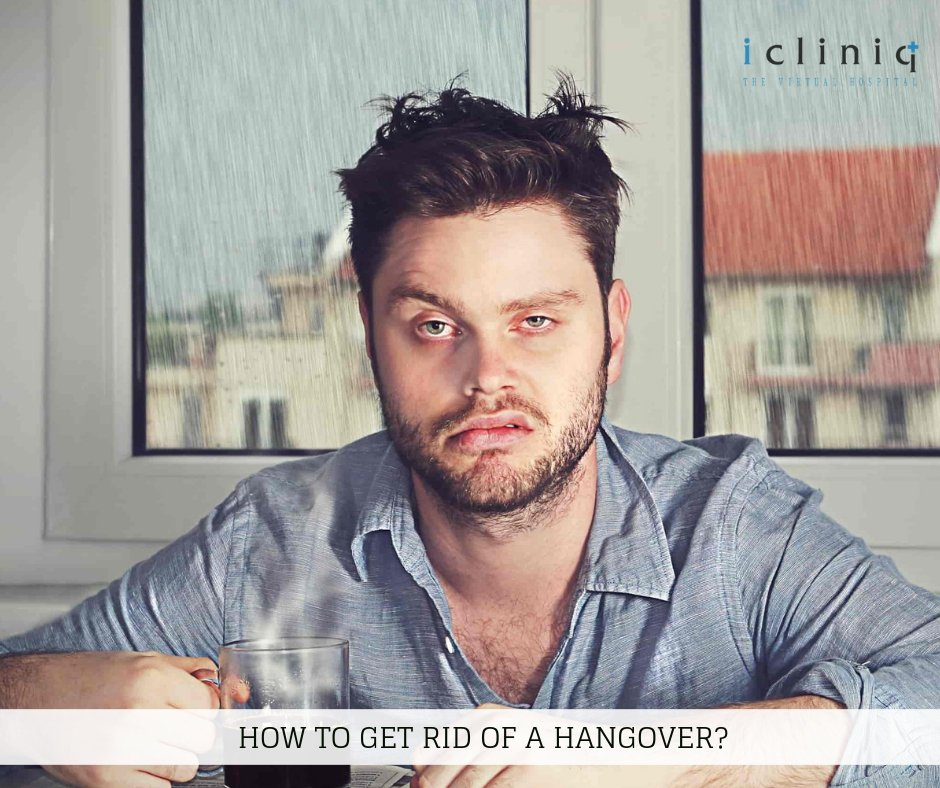 How to Get Rid of a Hangover?