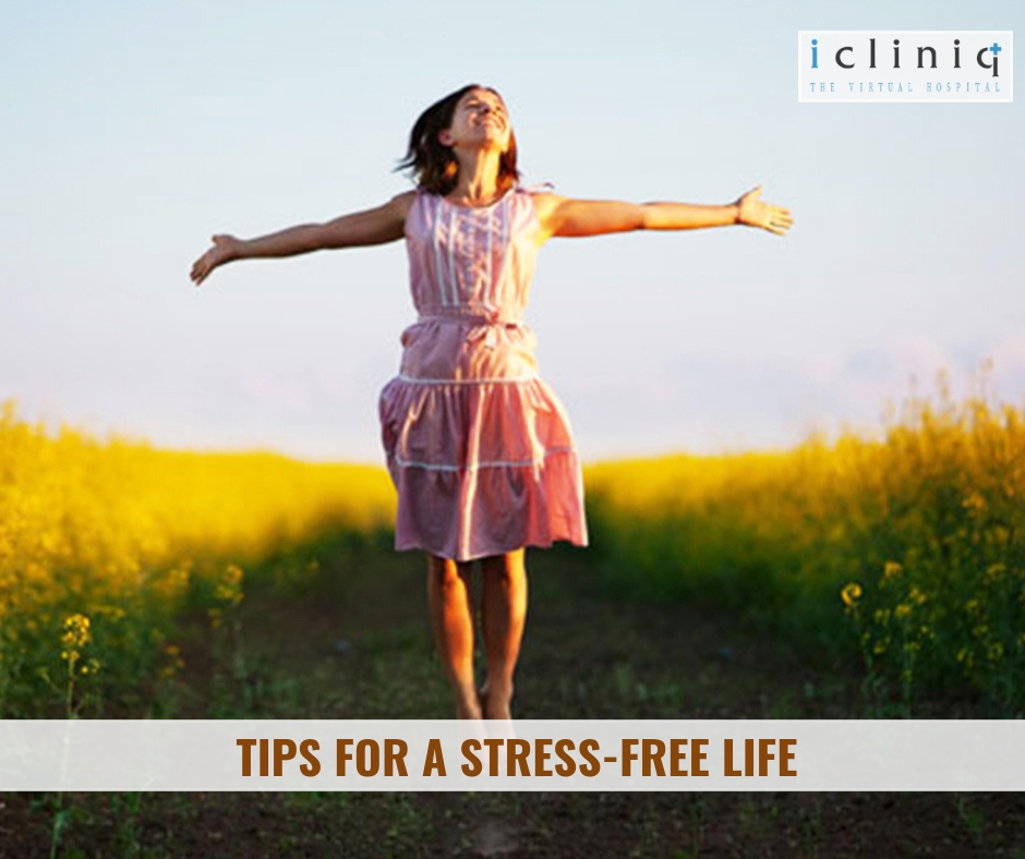 Tips for a Stress-Free Life