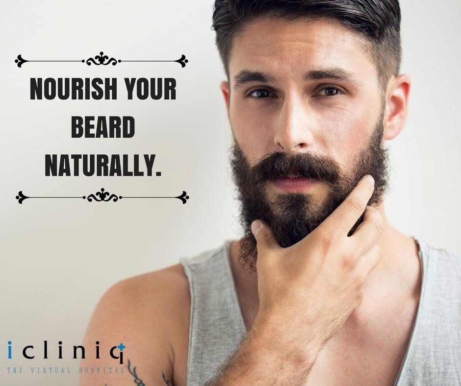 Nourish Your Beard Naturally