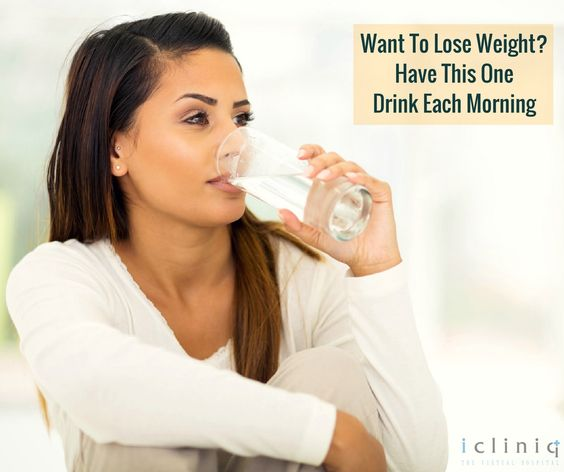 Want To Lose Weight? Have This One Drink Each in the Morning