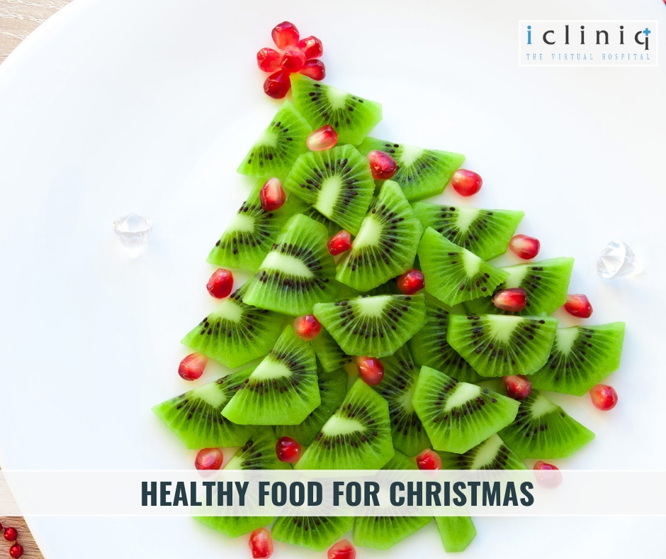 Healthy Food For Christmas