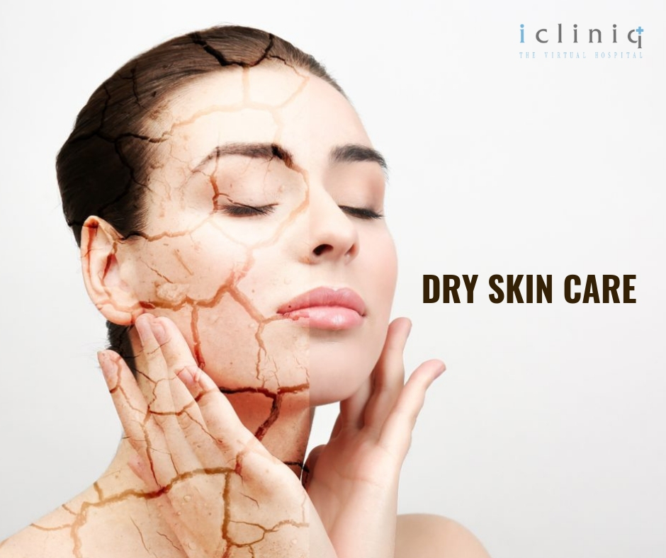 Dry Skin Care: 6 Ways to Treat Dry Skin Naturally
