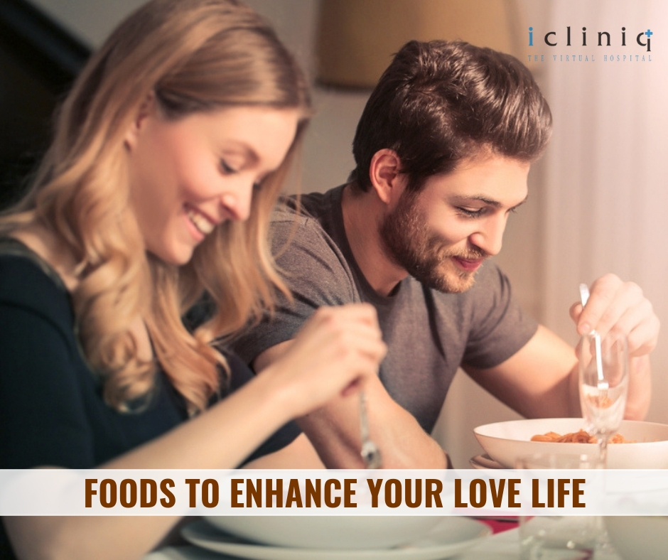 Foods to Enhance Your Love Life