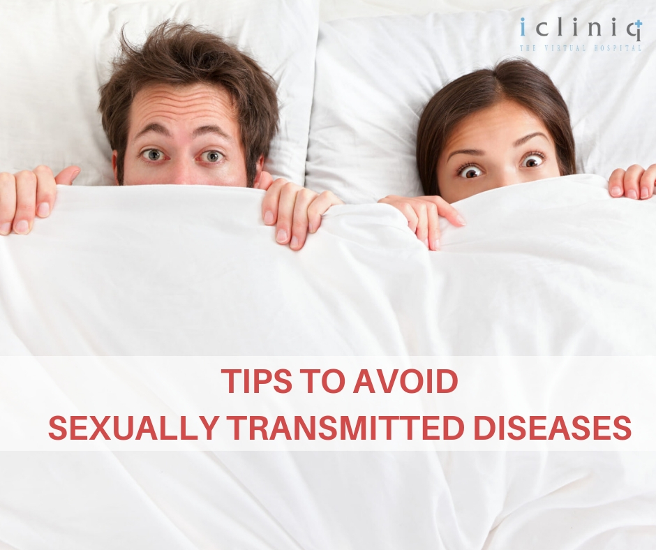 Tips to Avoid Sexually Transmitted Diseases