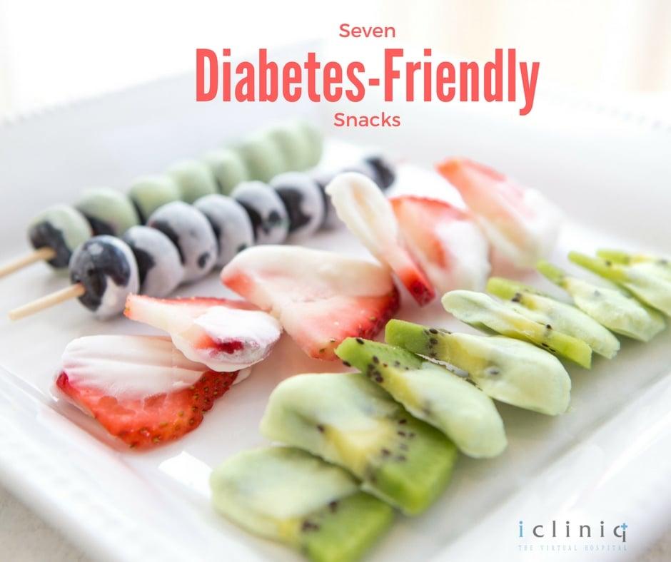 7 Healthy Snacks to Manage Blood Sugar