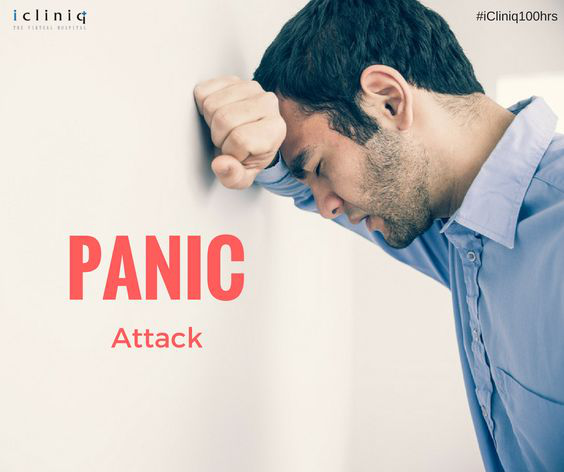 Signs You're Having A Panic Attack