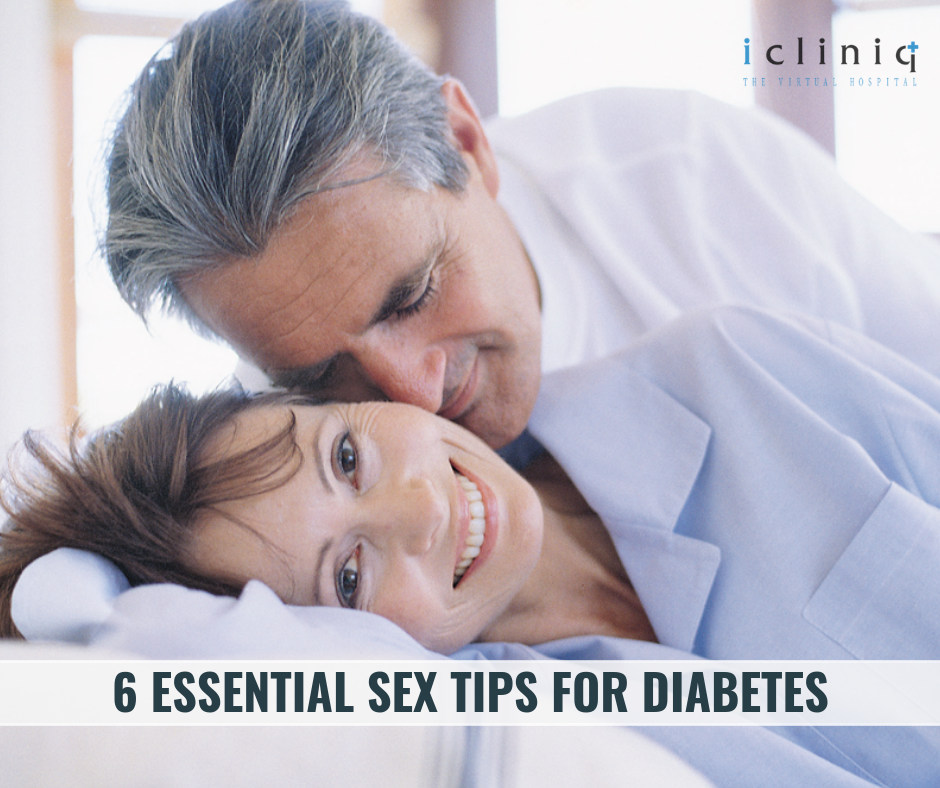 6 Essential Sex Tips For Diabetes