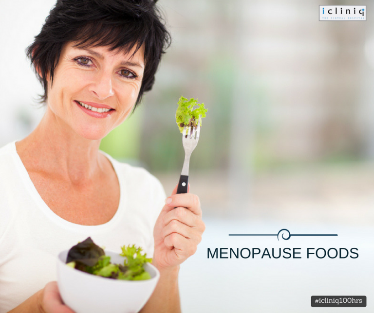 Menopause Foods: What To Eat And What To Avoid?