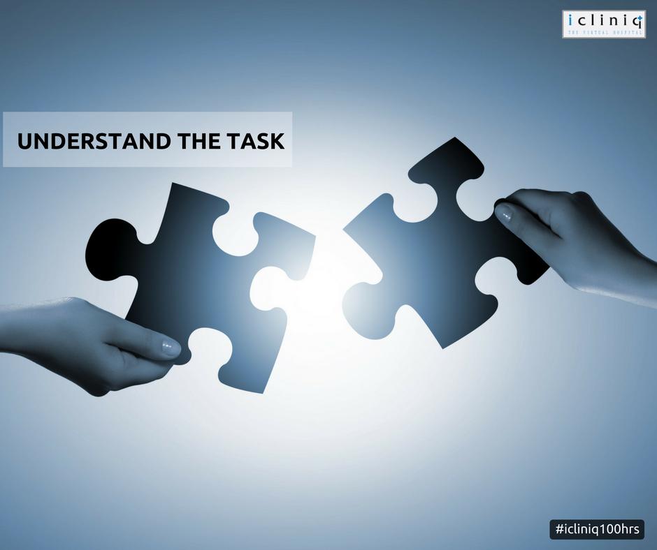 Understand the task