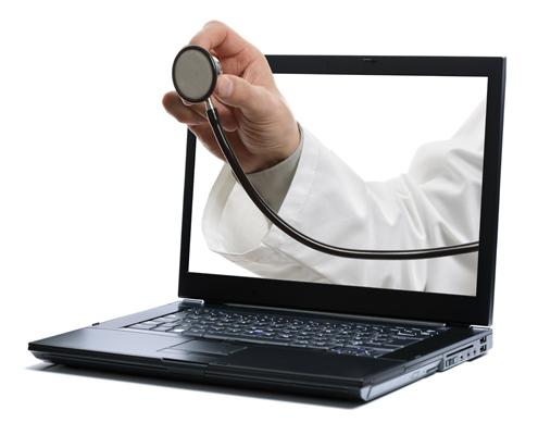 Online consultation convenient for patients