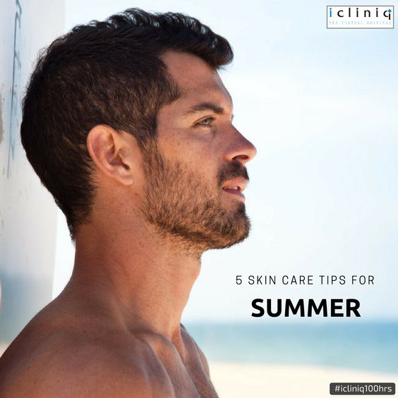 5 Skin Care Tips For Summer