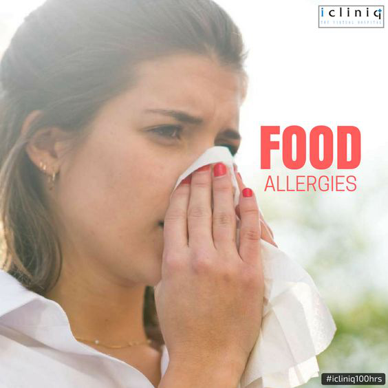 7 Most Common Food Allergies