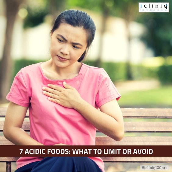 7 Acidic Foods: What to Limit or Avoid