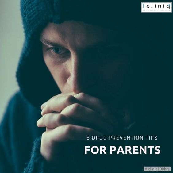 8 DRUG ADDICTION PREVENTION TIPS FOR PARENTS