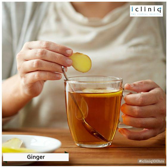 2. Ginger