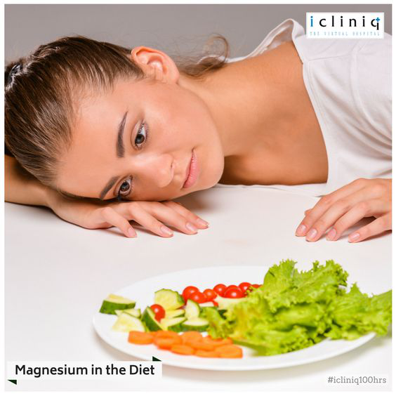 7. Add magnesium to your diet