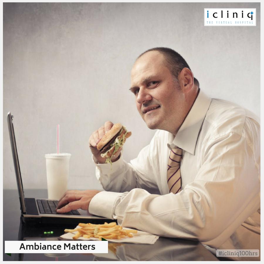 AMBIANCE MATTERS