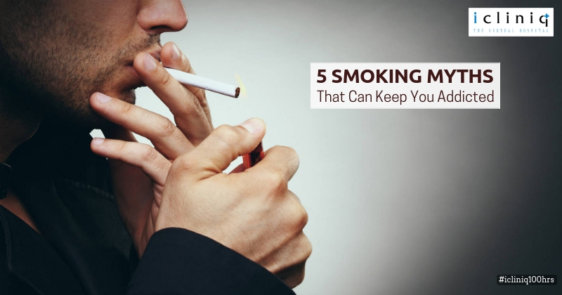 5 Smoking Myths That Can Keep You Addicted
